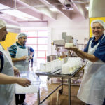 Coursework: cheese making short course gets better with age