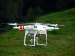 Guelph researchers use drones to study crop damage.