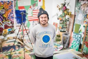 Guelph student Patrick Cruz wins national painting prize