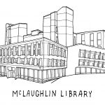 Colour it in: U of G's McLaughlin Library