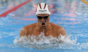 Gryphon swimmer Evan Van Moerkerke qualifies for 2016 Summer Olympics