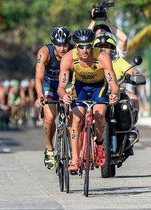 U of G student Jason Wilson is first to compete in triathalon for Barbados in 2016 Summer Olympics.