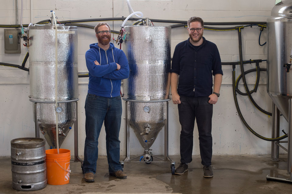 Escarpment Labs develops yeast strains for breweries acoss Ontario.