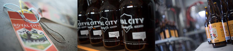 Royal City Brewing in Portico Magazine