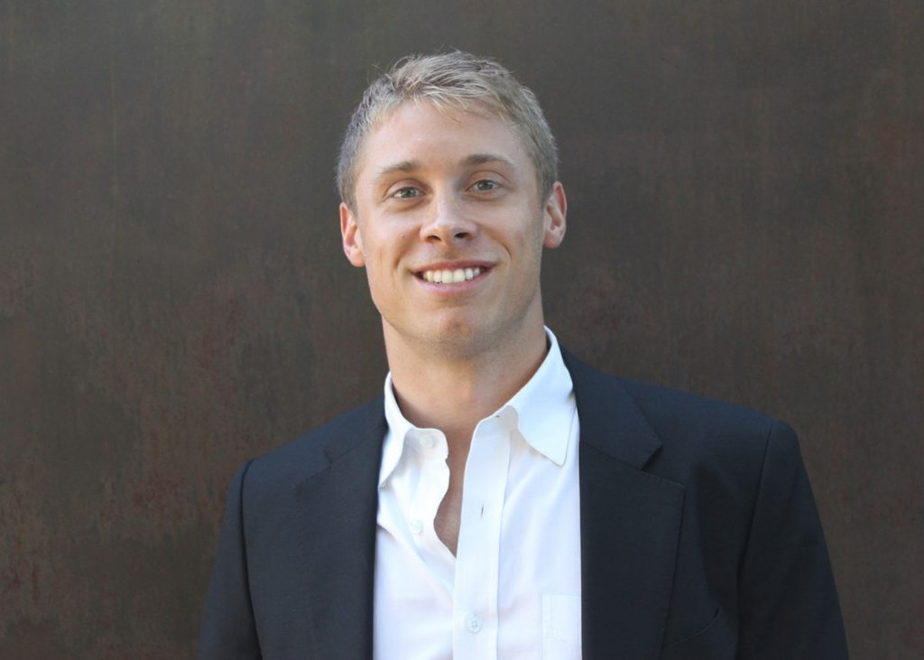 Harrison Brown, creator of the Headcheck app for concussions.