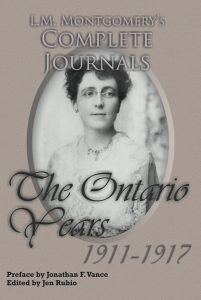 L.M. Montgomery's Compete Journals