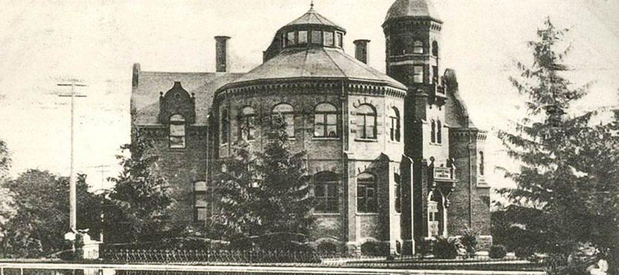 Massey Hall 1903