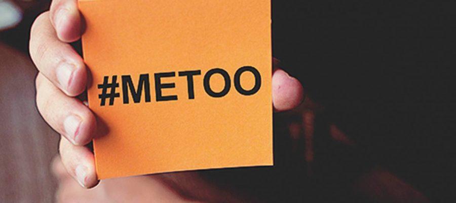 #MeToo Sticky Note