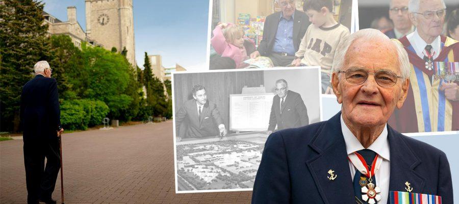 Remembering former president Winegard